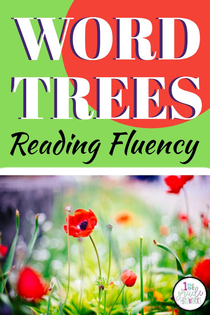Word Trees for Reading Fluency