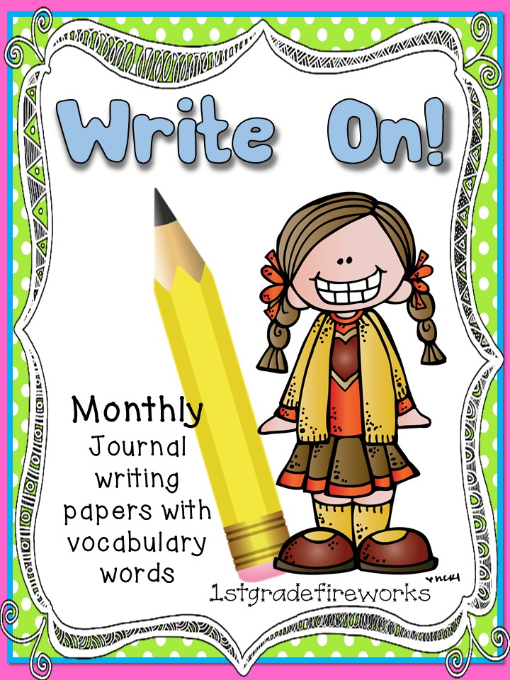 Write On Journal Pages