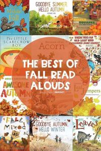 The Best of Fall Read Alouds