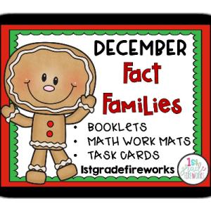 December Fact Families