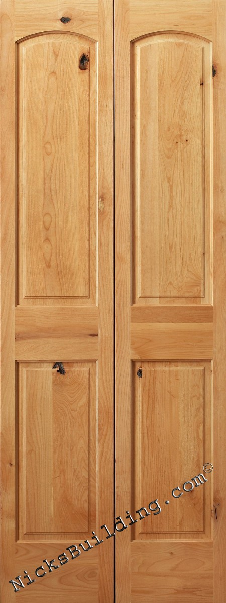 Knotty Alder Interior Wood Doors