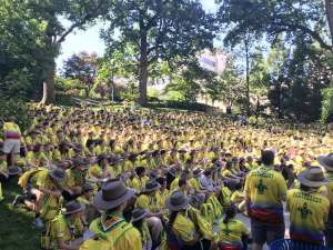 24th World Scout Jamboree | 1st Koo Wee Rup Scout Group