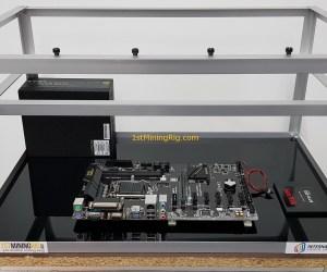 Aluminum Mining Rig Open-Air Frame 45