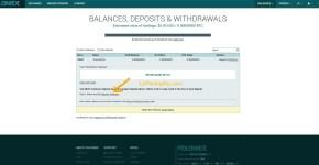 PascalCoin Pool Mining – Poloniex deposit 3