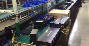 pandaminer b1 testing and shipping 1