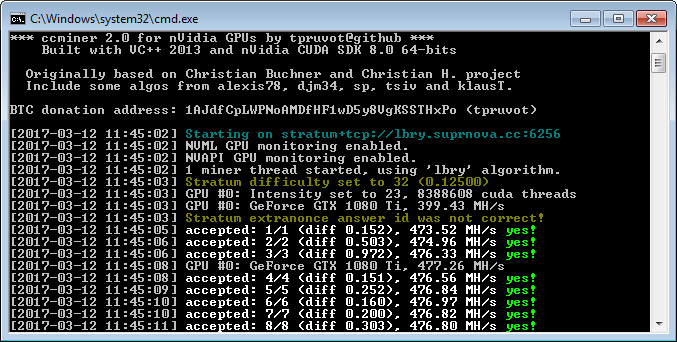Reddit How To Mine Bitcoin How To Mine Ethereum With Gpu 1080