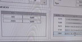 rx 480 8gb 1625 timings