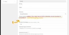 suprnova boolberry payment id