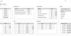MSI 570 Armor 4gb OC bios hynix memory