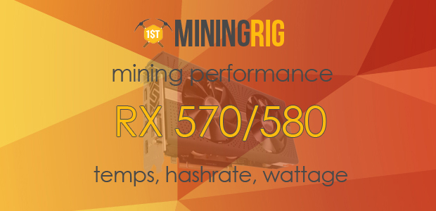 Are the RX570 and RX580 Profitable? - Mining Performance