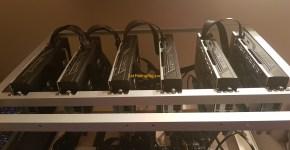 ethereum mining rig rx 480 8gb nitro oc micron 4