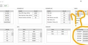 polaris bios editor 1.4.1 micron elpida hex timings