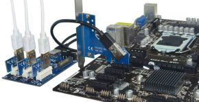 PCI-express-to-mini-pci-express-adapter-Riser-Card-Mini-ITX-to-external-3-PCI-E