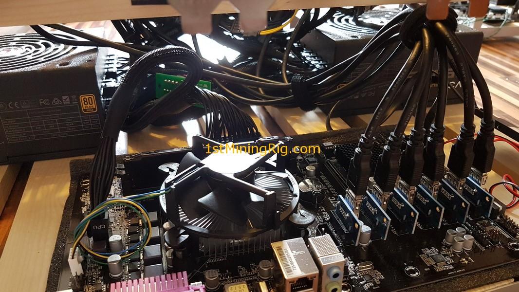 AMD Sapphire Nitro+ RX 580 8GB Limited Edition Mining Rig Tutorial