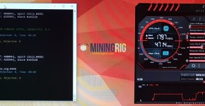 Gigabyte GTX 1060 6GB Ethereum Dual Decred Mining Performance