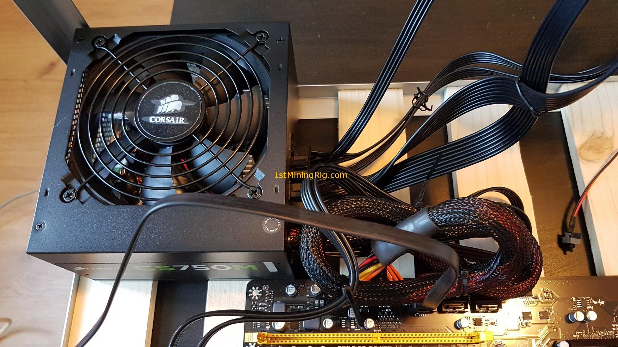 1070 laptop mining