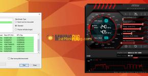 Gigabyte GTX 1070 8GB Nicehas mining benchmark 4