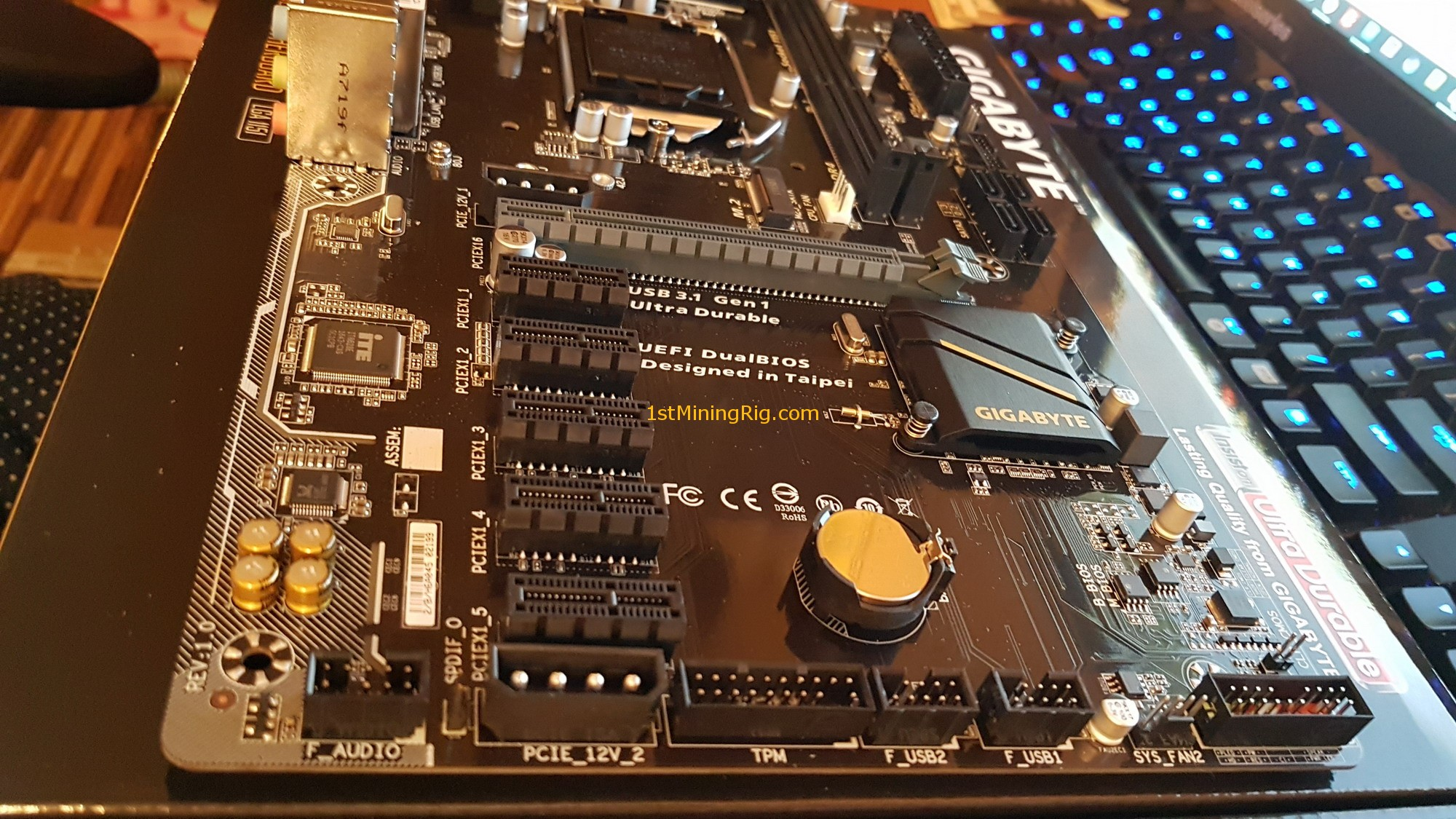 Gigabyte H110-D3A Review – The New Best Motherboard for