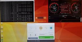 Gigabyte GeForce GTX 1070 8GB Mining Rig Nicehash Benchmark 3