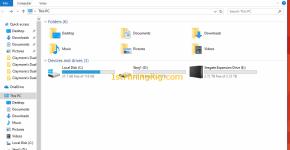 Seagate Expansion Desktop Drive 3TB windows installation