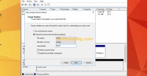 Western Digital Blue 3TB Internal HDD installation 6