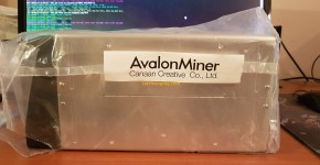 Avalon Miner 741 Review Unboxing 4