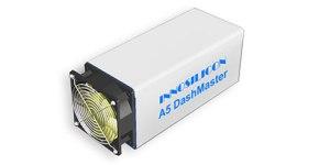 INNOSILICON A5 DashMaster ASIC Dash Miner