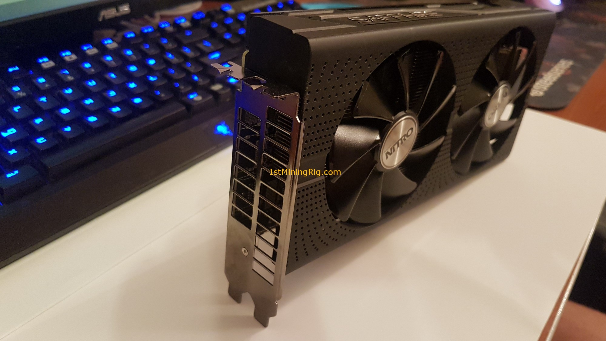 Rx 470 No Display