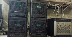 Four beautiful Minebox Gen10