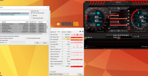 RX 470 8GB Mining Edition Nicehash Mining Hashrate Performance Benchmark decred, cryptonight, equihash, claymore, sgminer