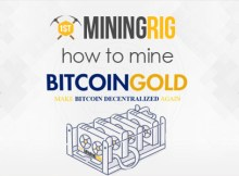 How to Mine Bitcoin Gold (BTG) & Best Mining Rig Hardware