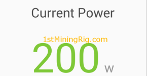 sapphire rx 470 8gb mining edition monero mining performance review power draw