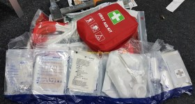 1stMiningRig First Aid Kit