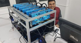 1stMiningRig RX 580 8GB Special Edition Hynix and Samsung Memory Mining Rig 4