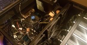 1stMiningRig Rackmount Server Case Motherboard