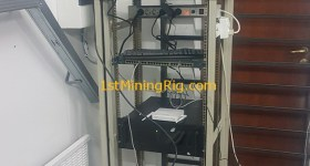 1stMiningRig Server Rack 3
