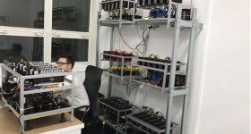 1stMiningRig Working on Mining Rigs 8