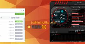 GTX 1070 Ti NiceHash Mining Hashrate and Bitcoin Profitability