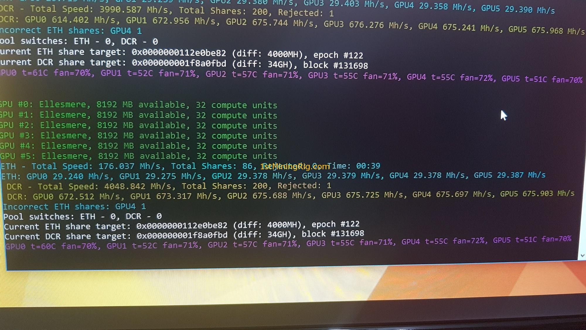 Sapphire Radeon Rx 470 Mining Edition Clif High Crypto