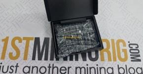 MSI Z370 SLI PLUS Unboxing 1