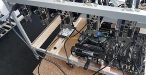 MSI Z370 SLI Plus Mining Rig Motherboard