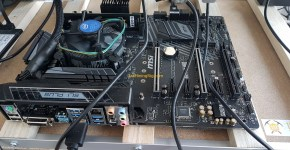 MSI Z370 SLI Plus windows installation for mining 2