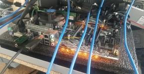 ASUS Prime Z270-P Connecting the GPUs
