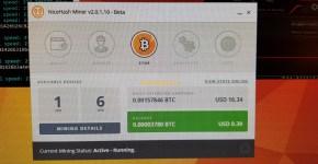 Asus P104-100 4GB Nicehash Mining Bitcoin Profitability 2