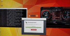 Asus P104-100 4GB Nicehash Mining Hashrate 4