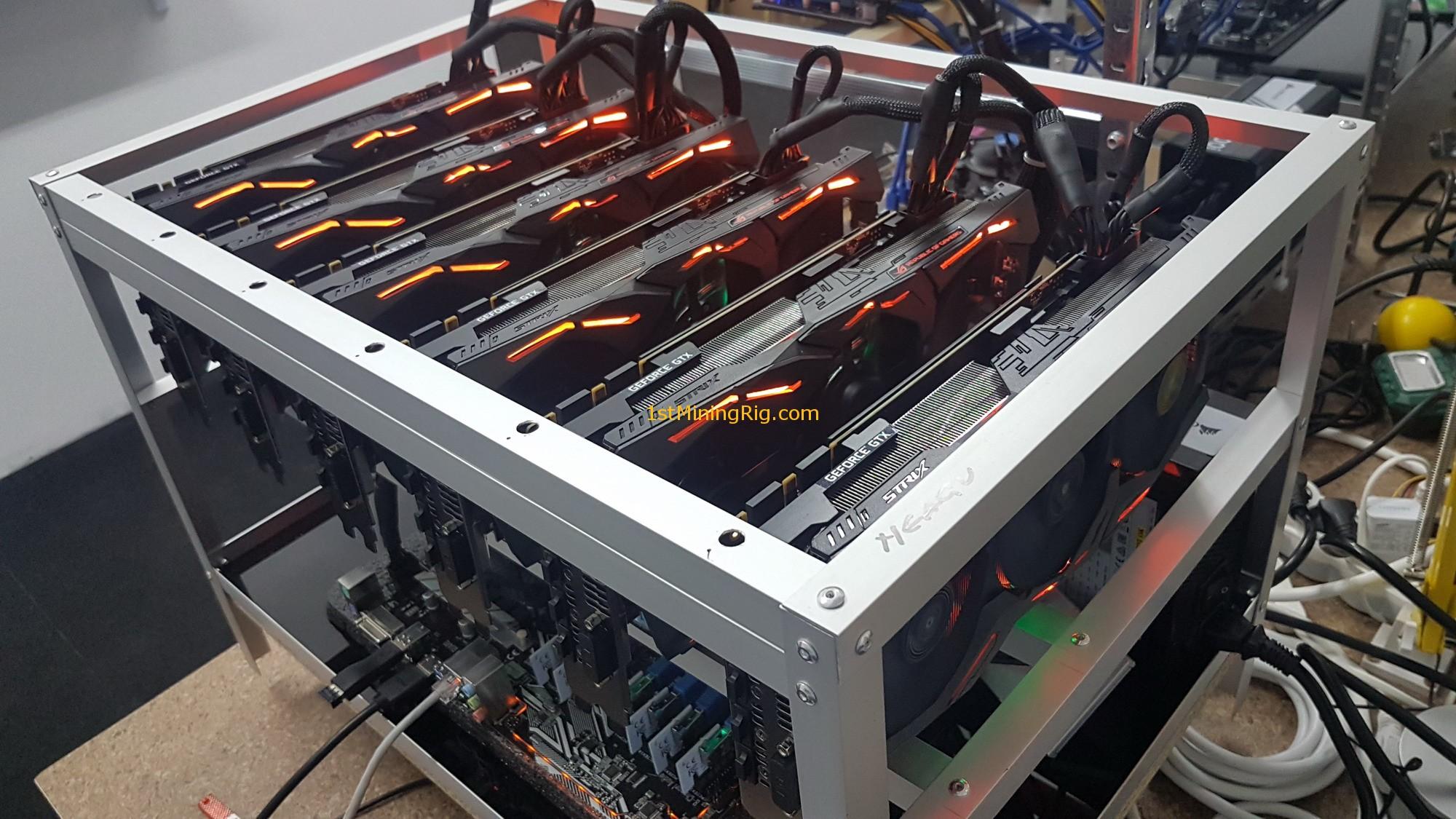 Asus Strix Geforce Gtx 1080 Ti Mining Performance Review