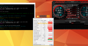Asus Strix GeForce GTX 1080 Ti Ethereum Dual Mining LBRY Credits Hashrate