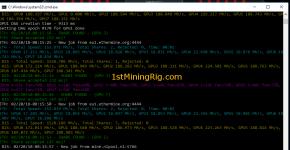 MSI GTX 1060 3GB Mining Rig Ethereum Dual Mining Verge blake2s hashrate