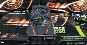 Gigabyte GTX 1060 G1 Gaming 6G Mining Hashrate Review 6