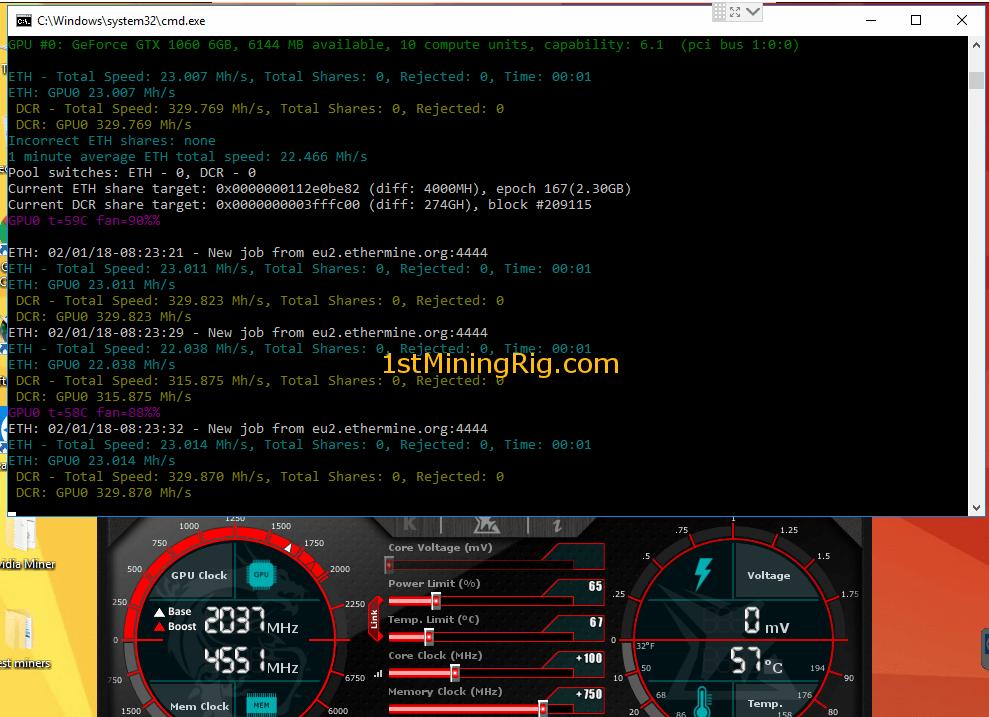 Fpga Bitcoin Mining Tutorial 1060 Ethereum Dual Mining – DexDigital